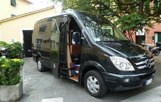 Mercedes Sprinter Luxury 11